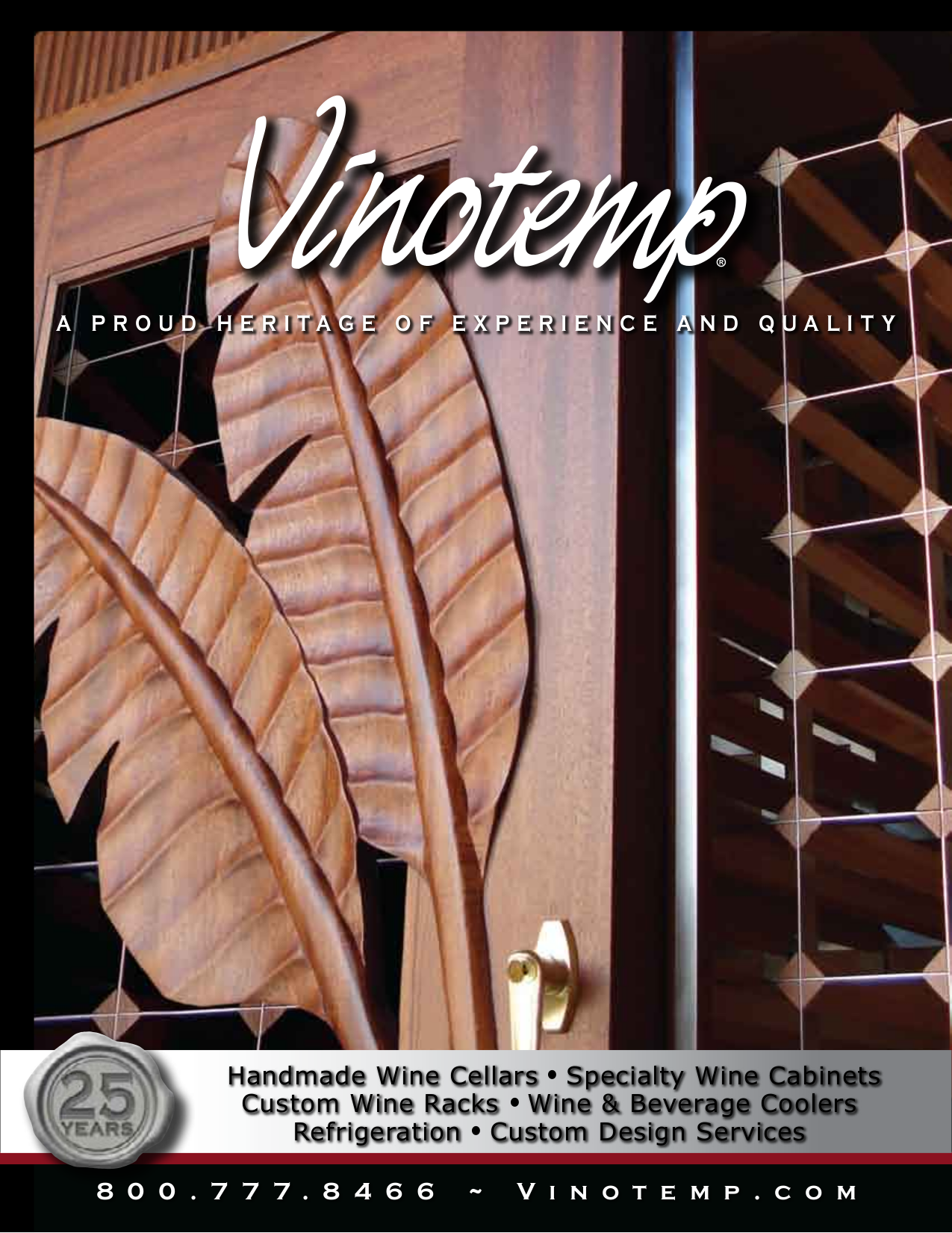 pdf for Vinotemp Refrigerator 440 manual