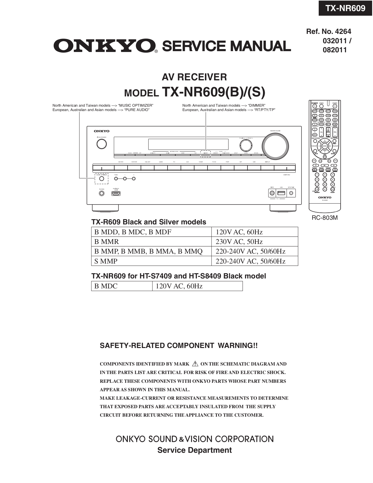 download free pdf for onkyo tx nr609 receiver manual rh umlib com onkyo tx-nr609 specs onkyo tx-nr609 notice