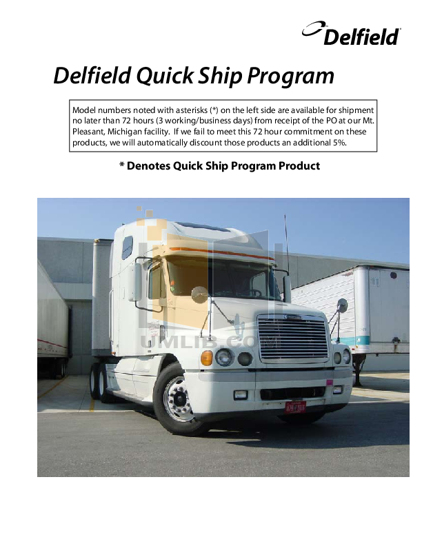Delfield Other N8273G Frost Top Counter pdf page preview