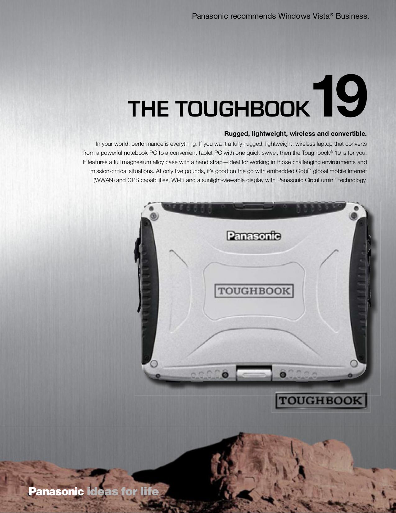 download free pdf for panasonic toughbook cf 19kcraxcm laptop manual rh umlib com panasonic toughbook cf-19 manual panasonic toughbook cf-19 manuel