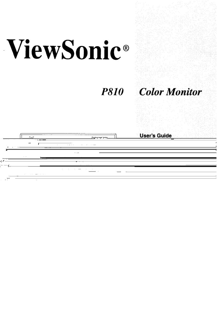 download free pdf for viewsonic p810 monitor manual rh umlib com User Webcast User Guide Template