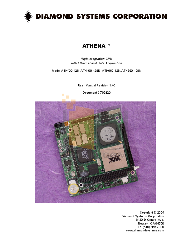 pdf for Athena Speaker Audition AS-B2 manual