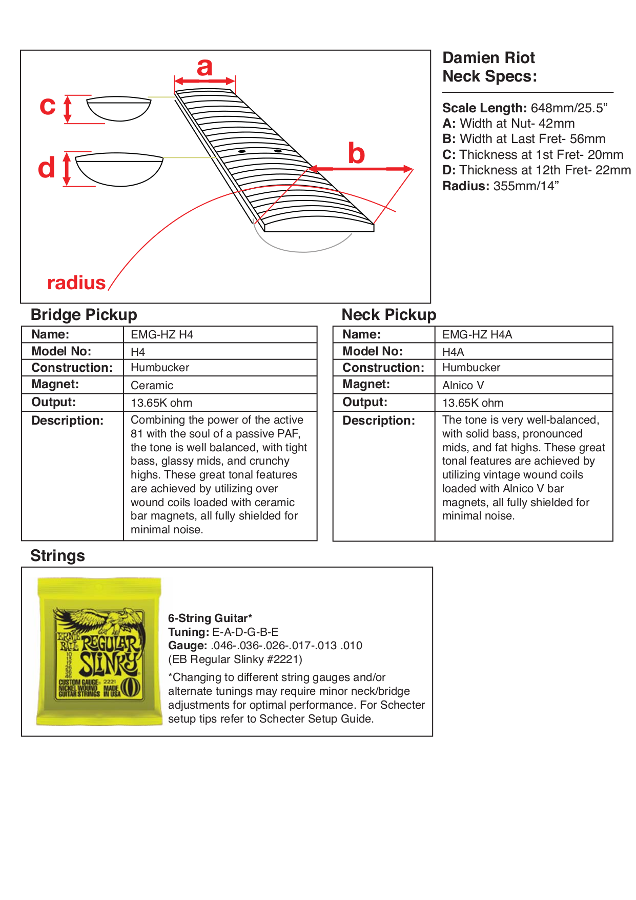 Damien Riot.pdf 1 pdf manual for schecter guitar riot 6 Schecter Diamond Series Wiring Diagram at gsmportal.co