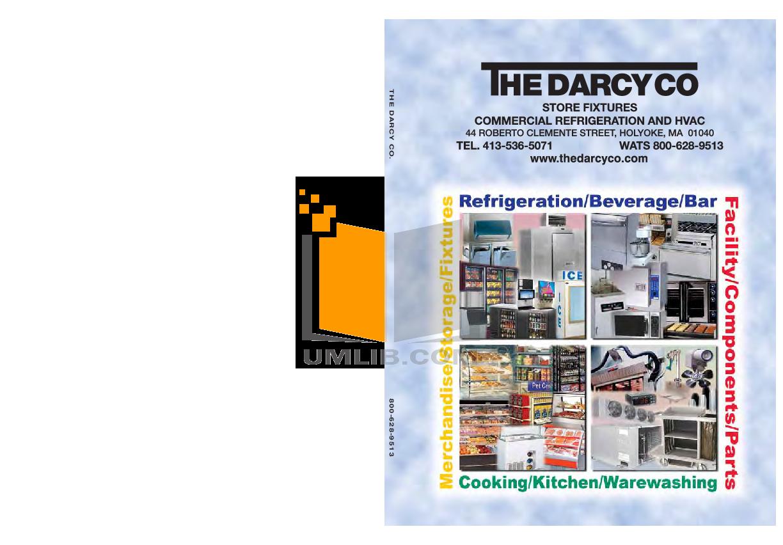pdf for Delfield Refrigerator SCI-60 manual