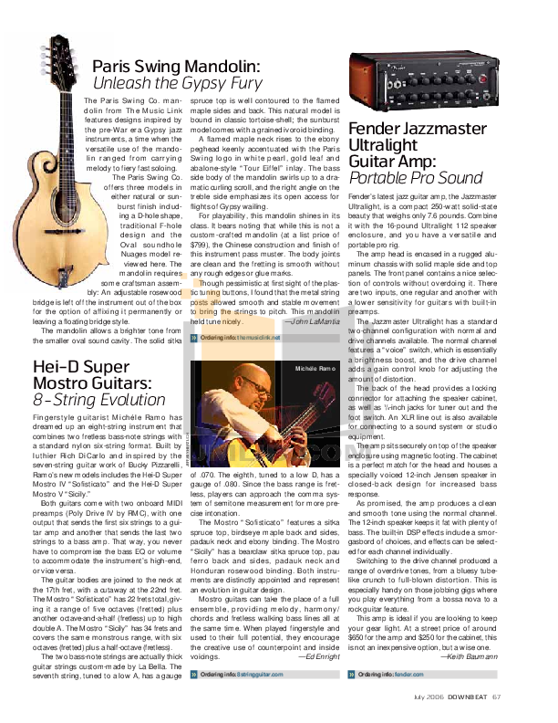 guitar techniques pdf free download