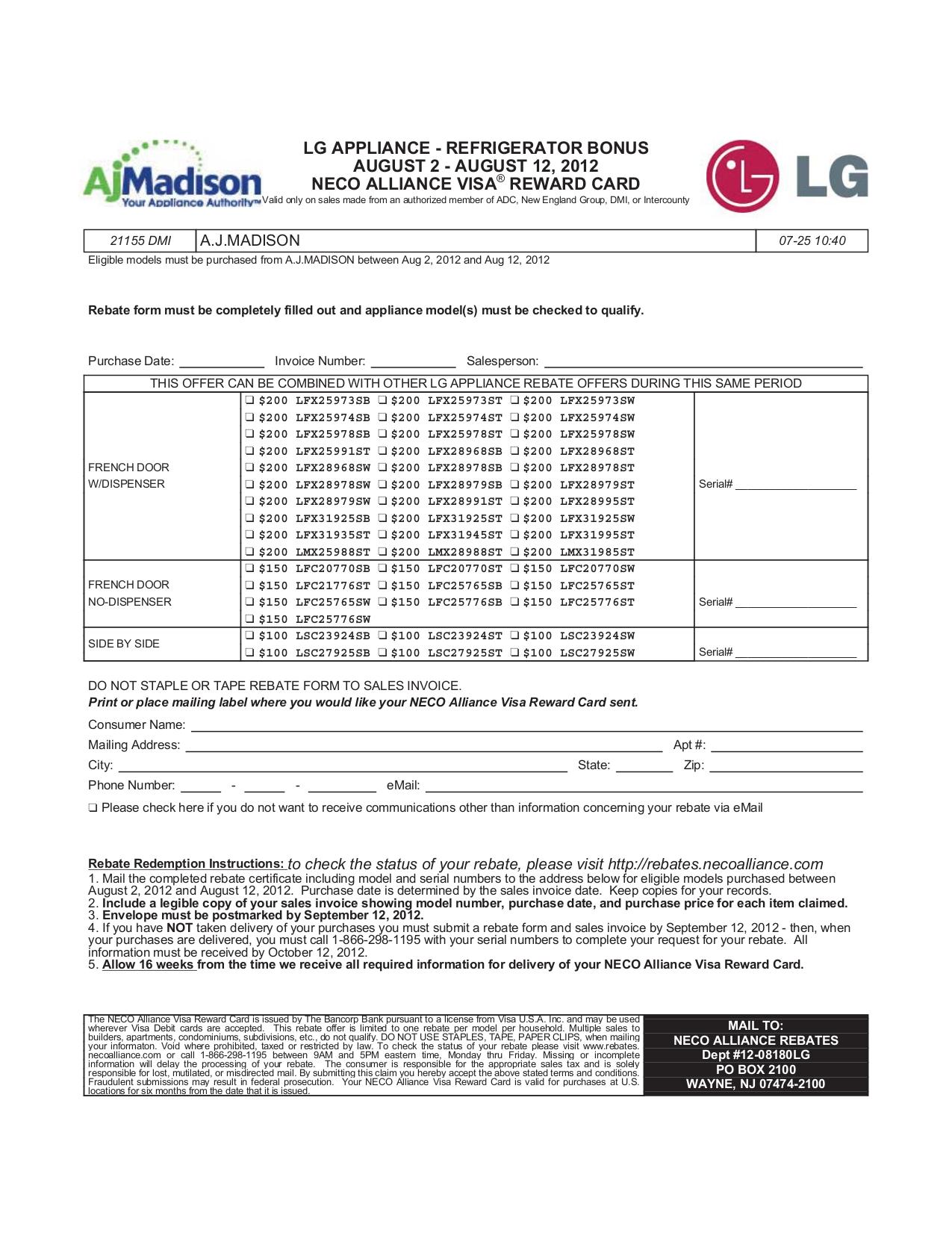 Download Free Pdf For Lg Lfc20770st Refrigerator Manual Schematics
