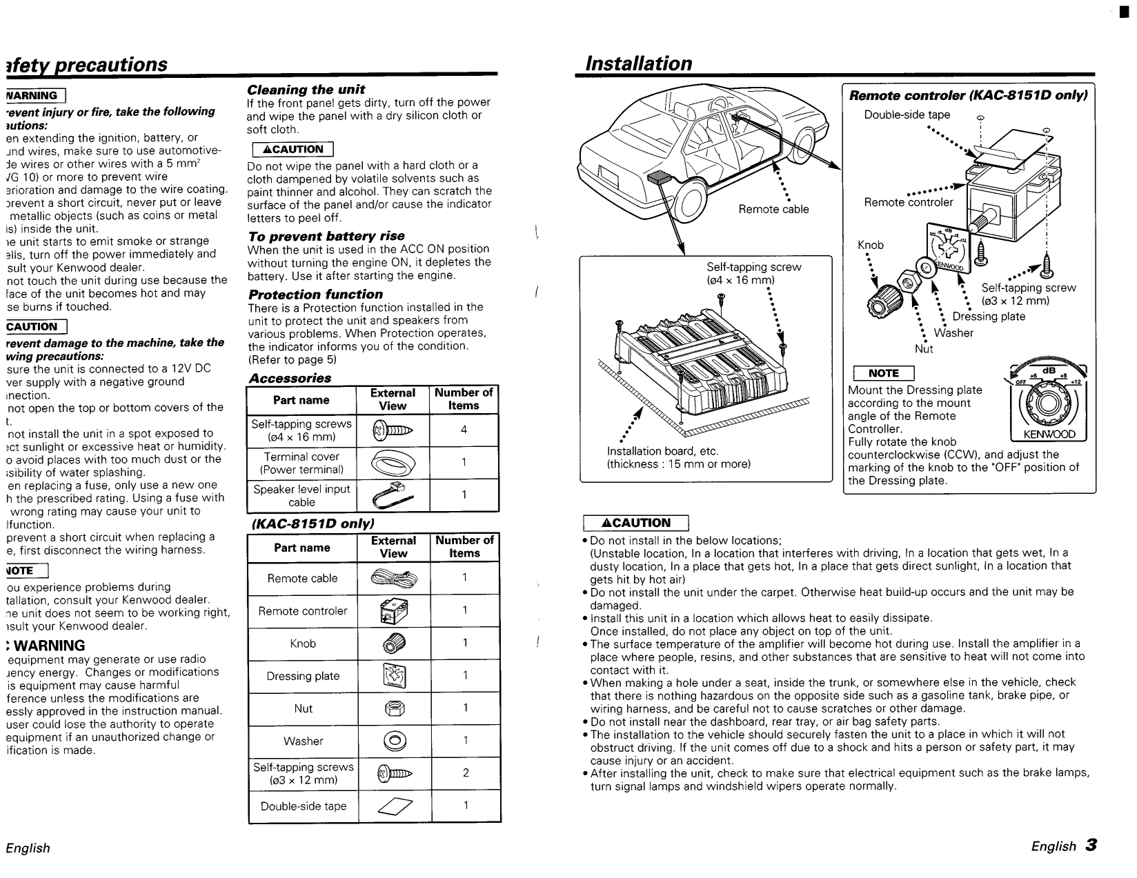 113kac8151.pdf 2 pdf manual for kenwood car amplifier kac 8101d kenwood kac 8101d wiring diagram at panicattacktreatment.co