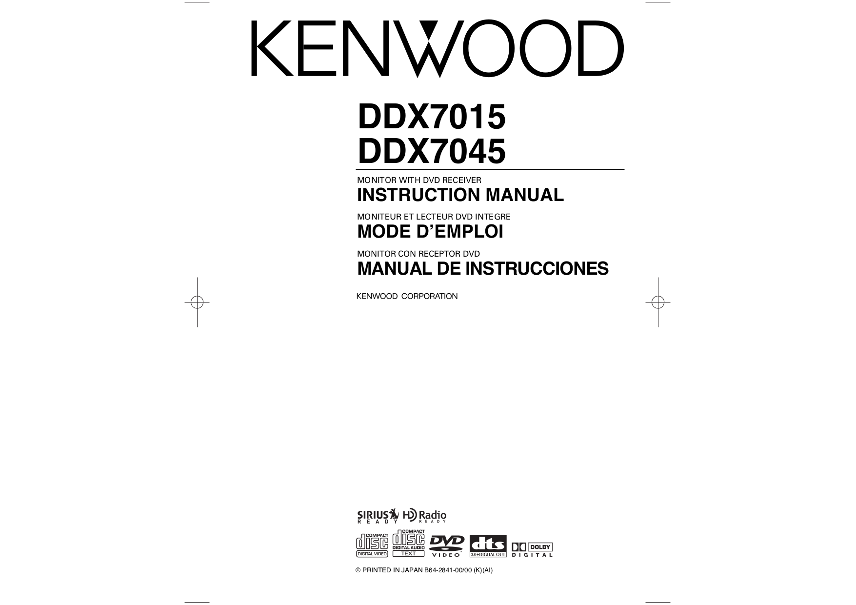 Download Free Pdf For Kenwood Ka