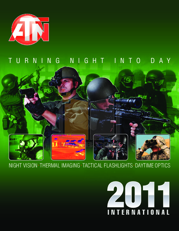 pdf for Atn Binocular FIITS14 manual