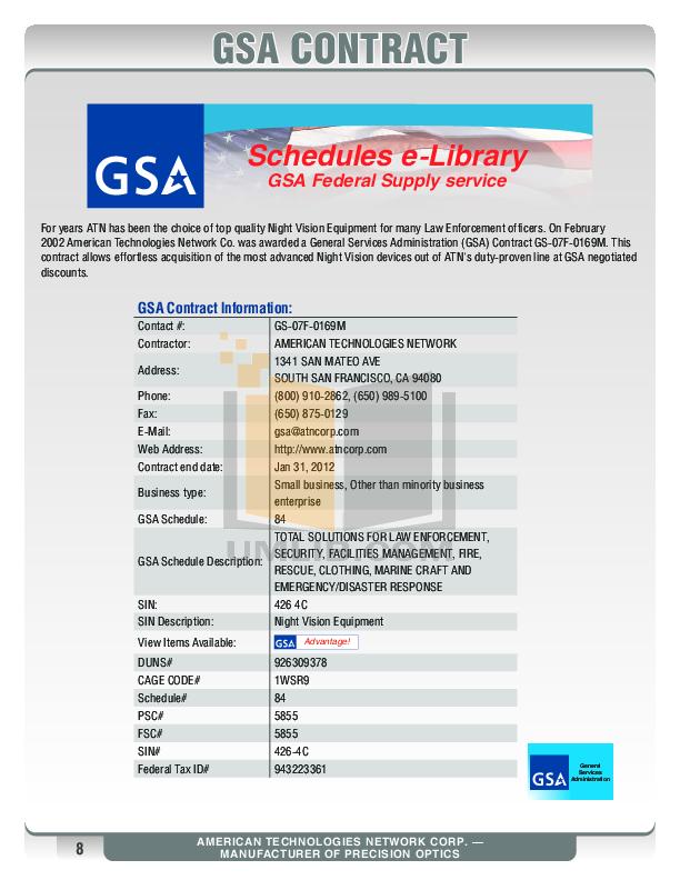 Atn Binocular FIITS14 pdf page preview