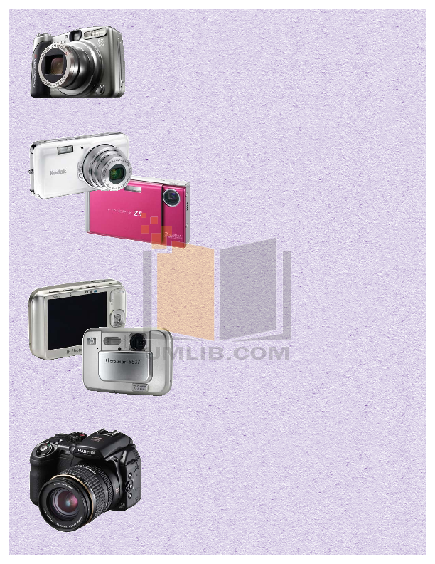 pdf for Canon Digital Camera Powershot A460 manual