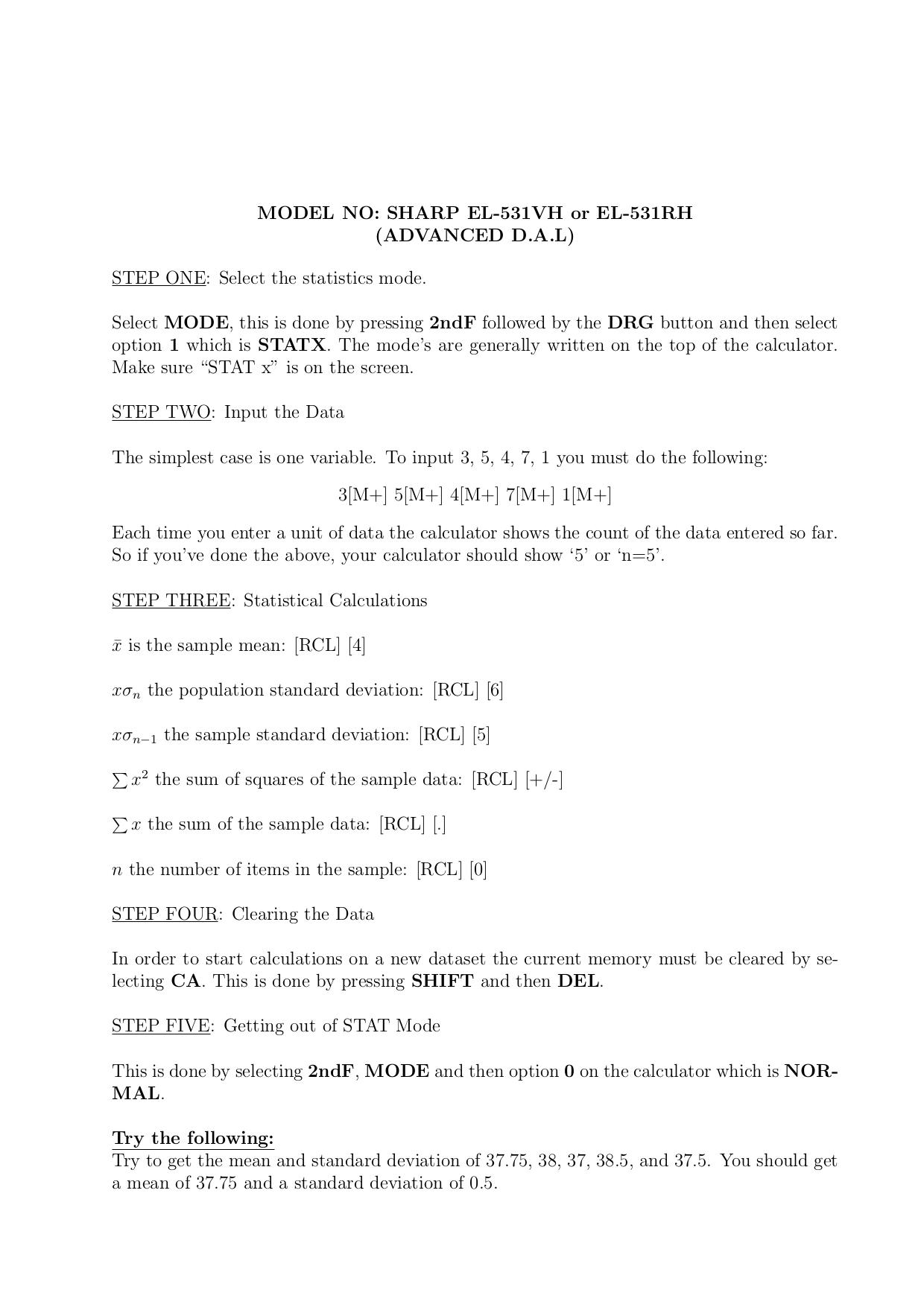download free pdf for sharp el 506w calculator manual rh umlib com Sharp EL 1197Piii Calculator Ribbon sharp scientific calculator el-506w manual