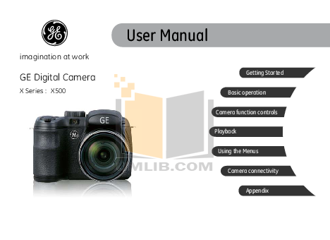 download free pdf for ge x500 digital camera manual rh umlib com ge camera a735 manual ge camera a735 manual