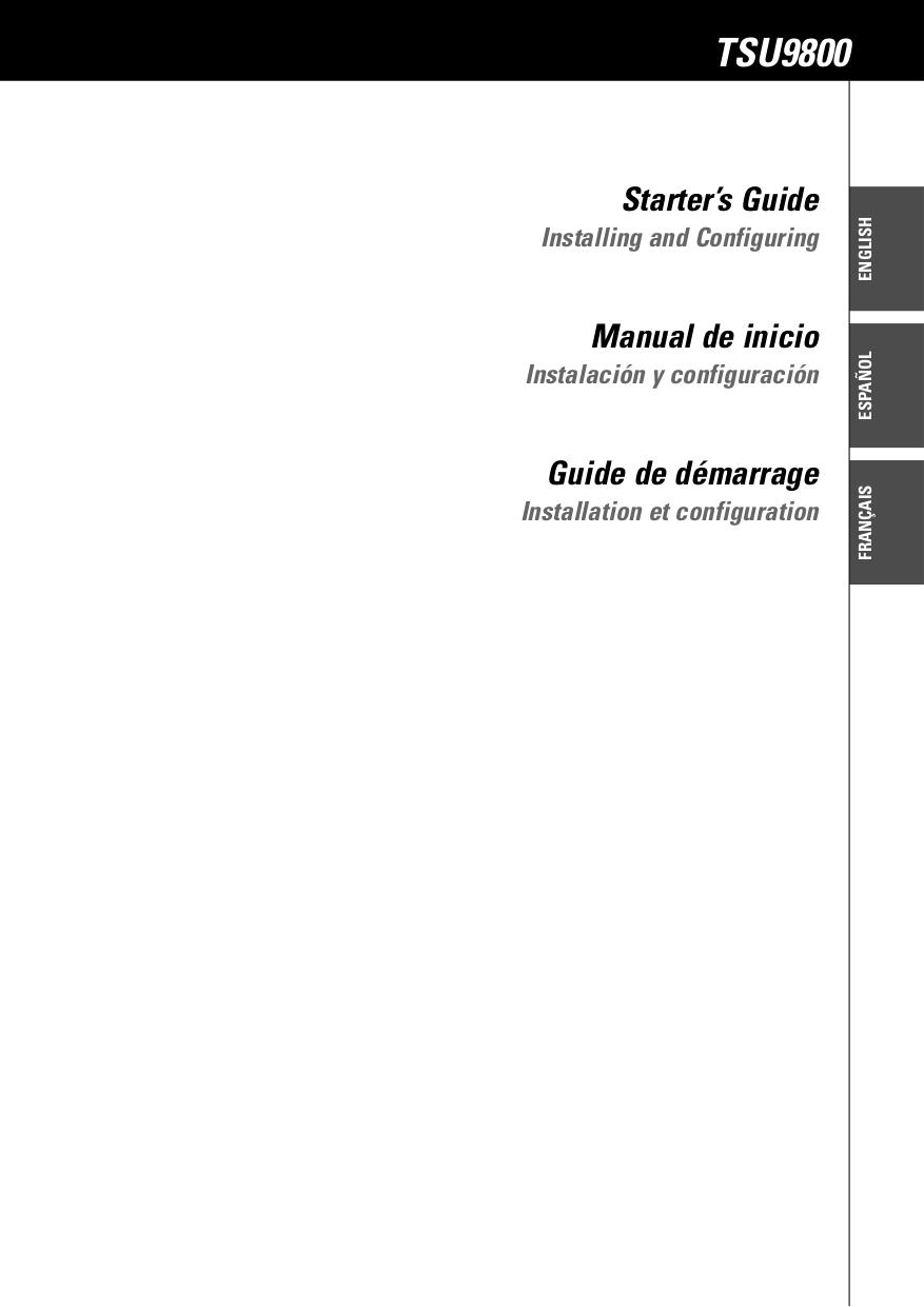 PDF manual for Philips Remote Control Pronto RFX9400