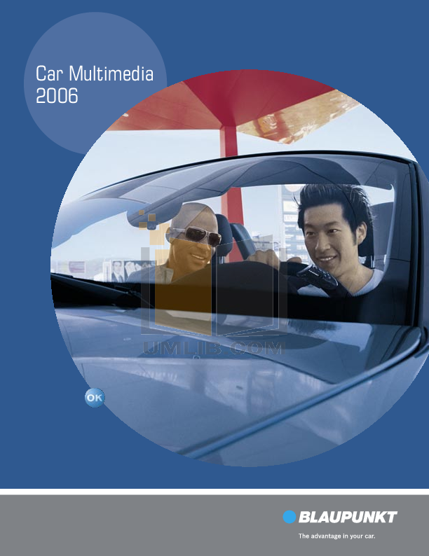 pdf for Blaupunkt Other Sacramento CD33 Car-audio manual