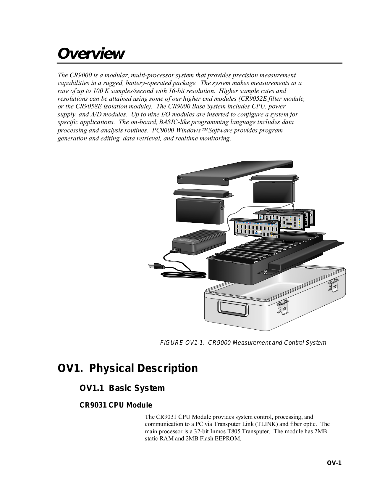 Randell Other CR9080 Countertops pdf page preview
