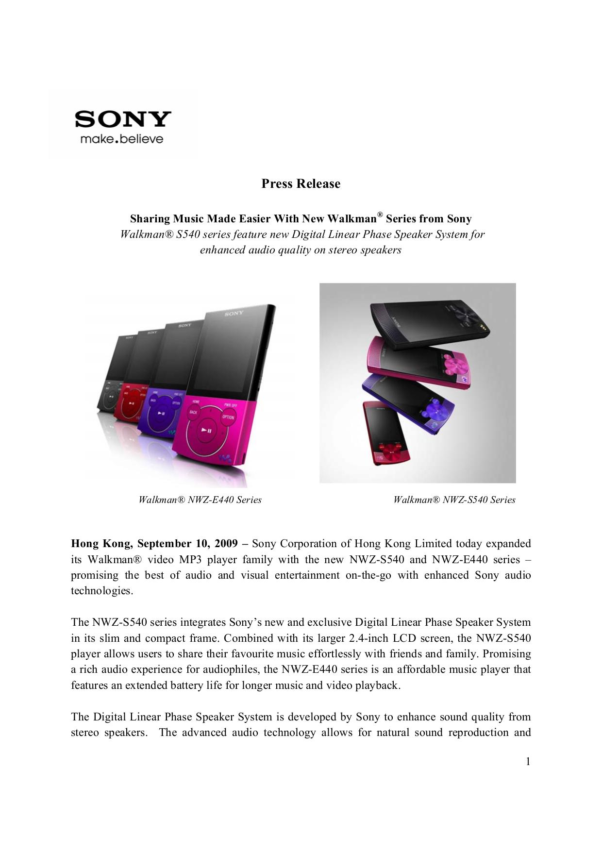 download free pdf for sony walkman nwz s544 mp3 player manual rh umlib com Sony Nwz E436F Cable Sony Nwz W252