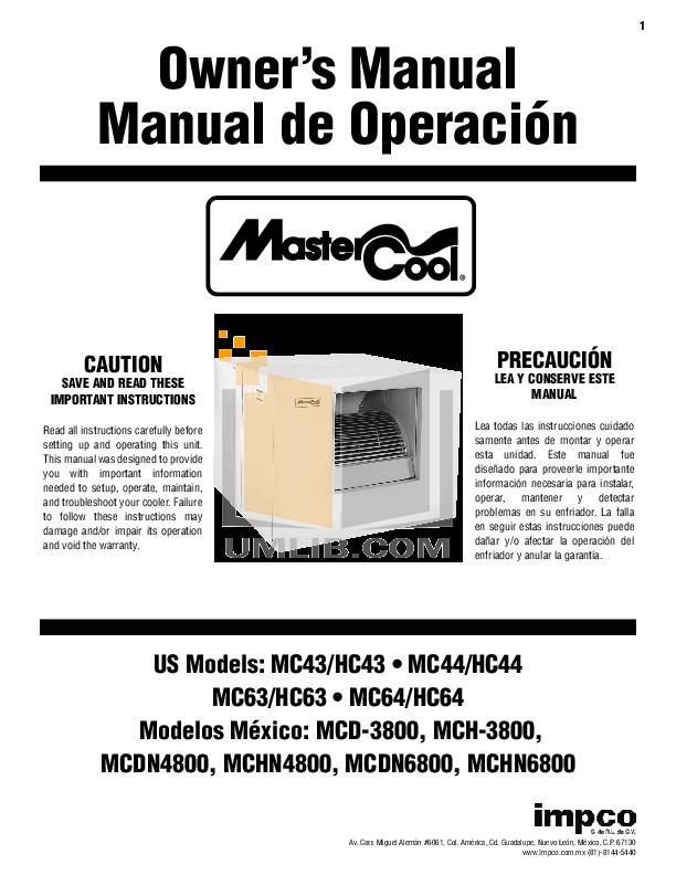 download free pdf for adobeair mastercool p500a air conditioner manual rh umlib com Whirlpool Portable Air Conditioner York Air Conditioner