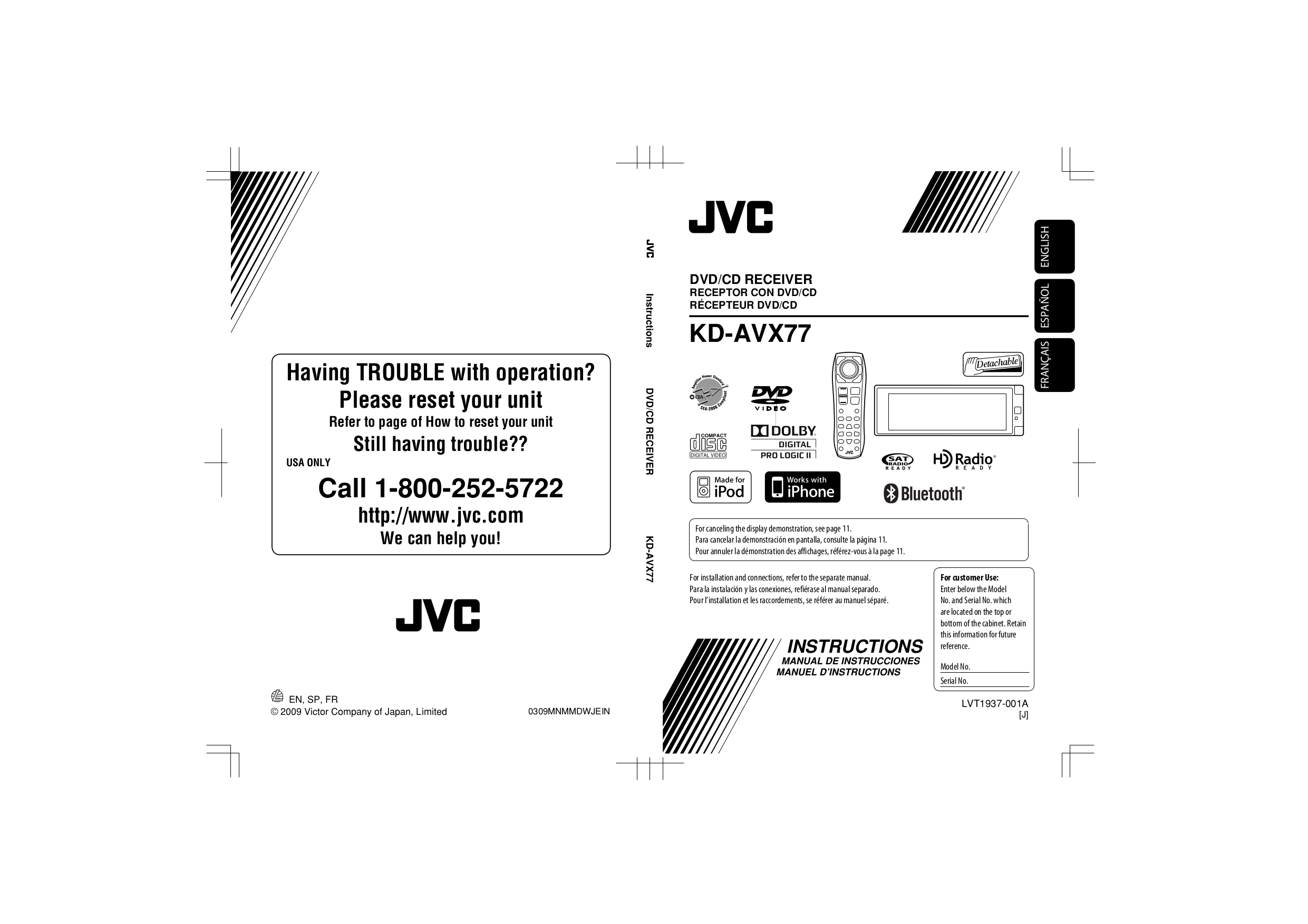 download free pdf for jvc ch x1500rf cd player manual rh umlib com jvc ch-x350 12-disc cd changer manual jvc ch-x350 12-disc cd changer manual