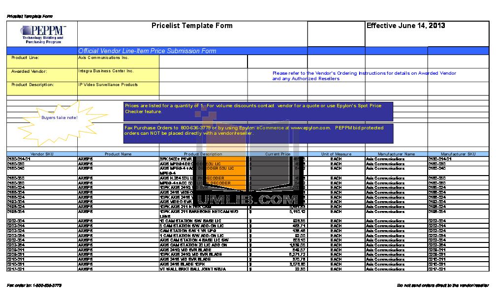pdf for Axis Security Camera P5522-E manual