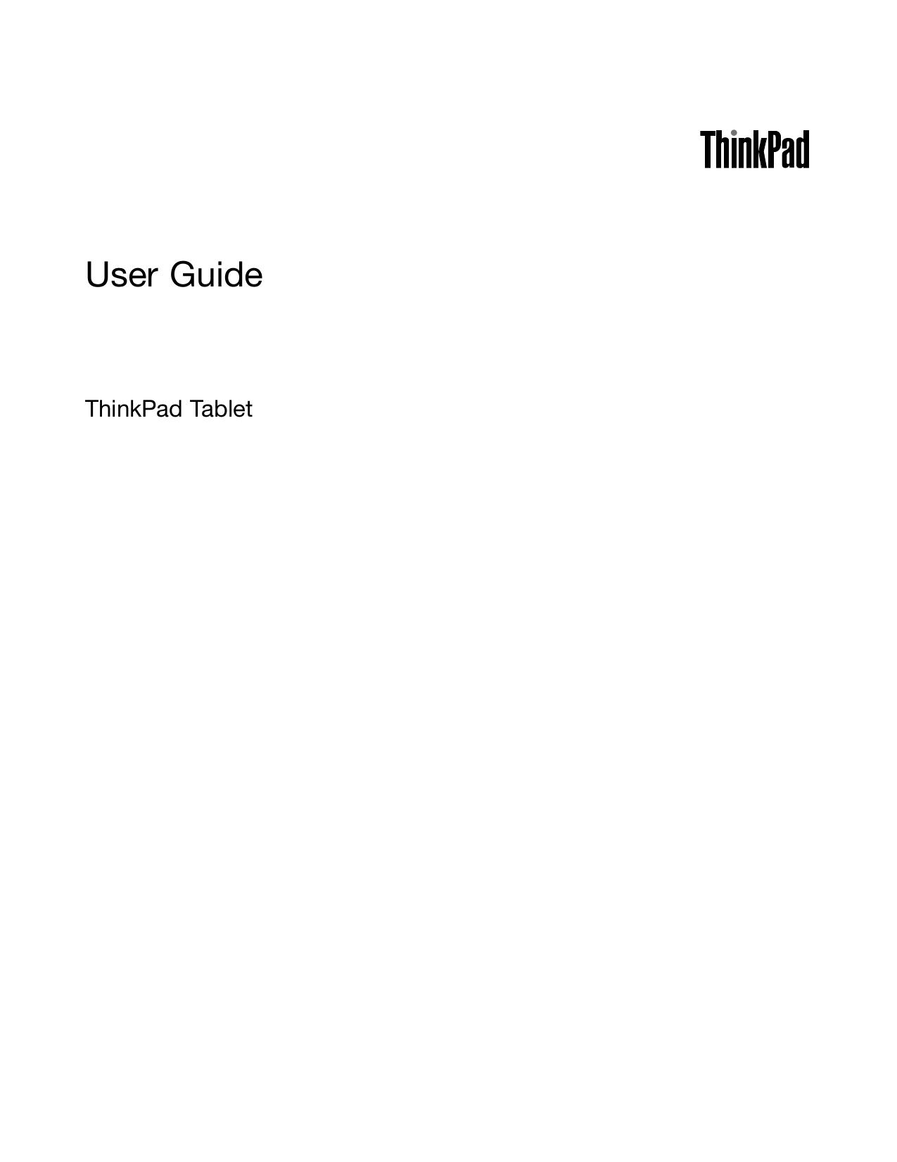 Lenovo t500 user manual.