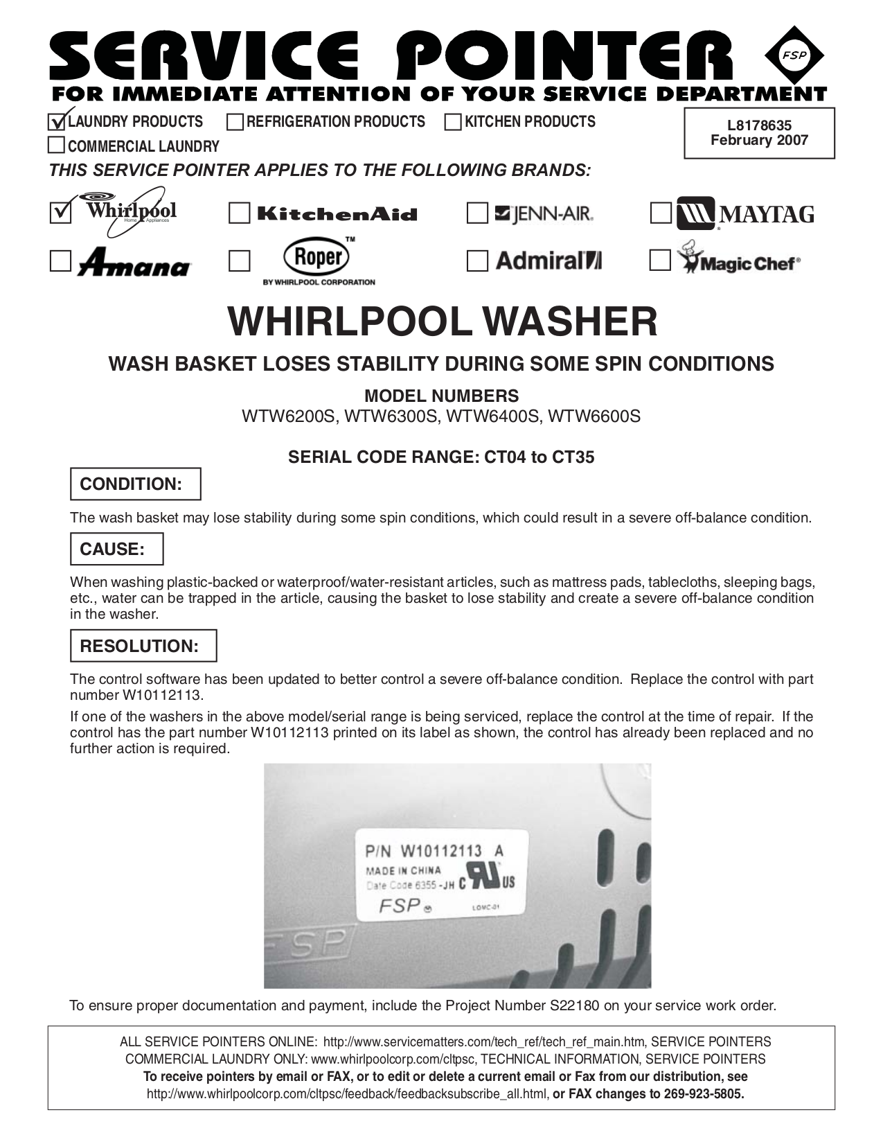 whirlpool cabrio washer service manual