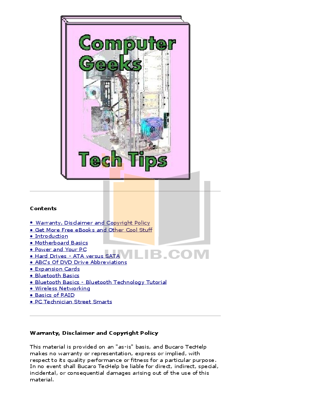 pdf for Biostar Other P4M800-M7 Motherboard manual