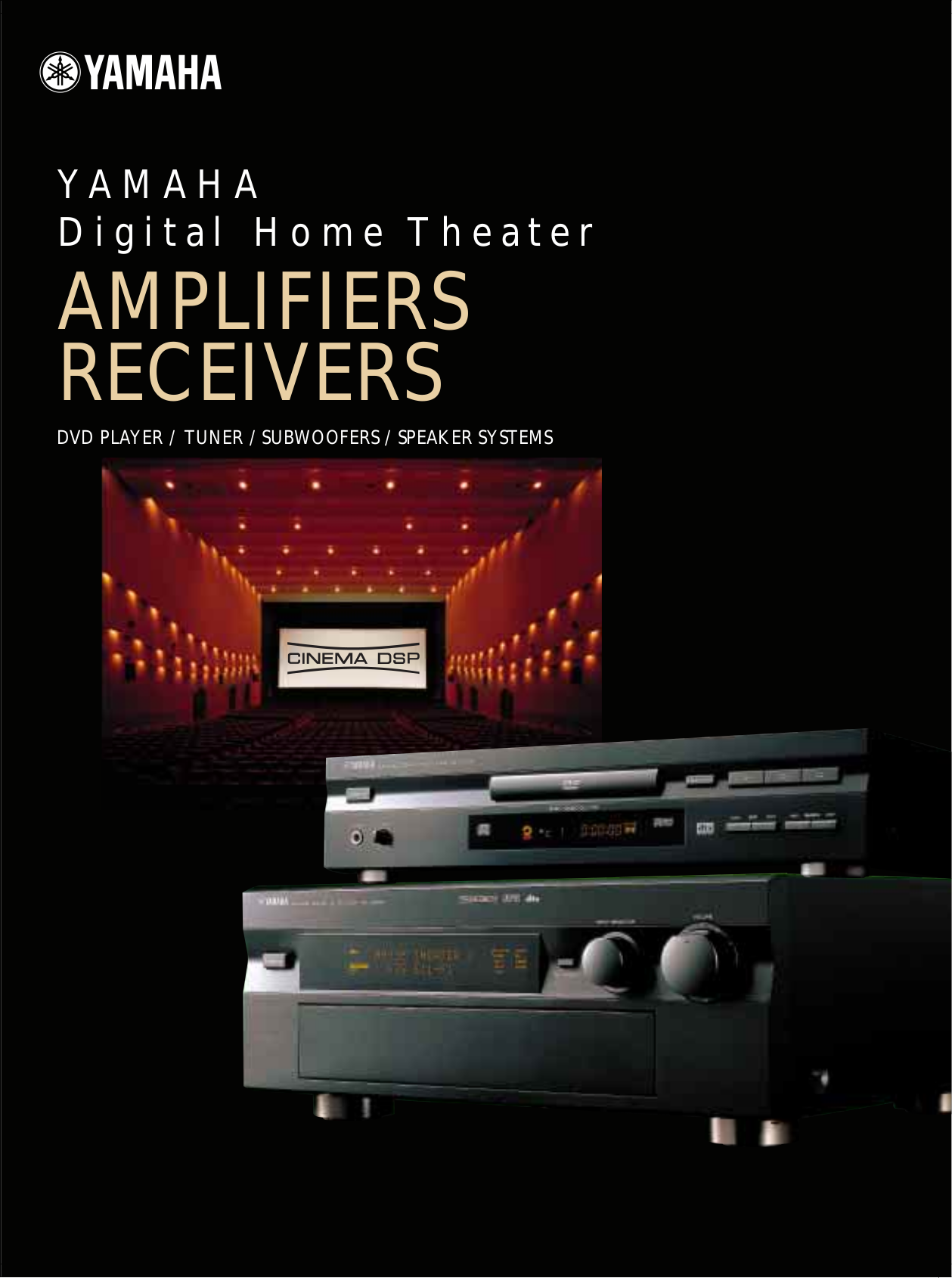 Download free pdf for Yamaha RX-V795RDS Receiver manual