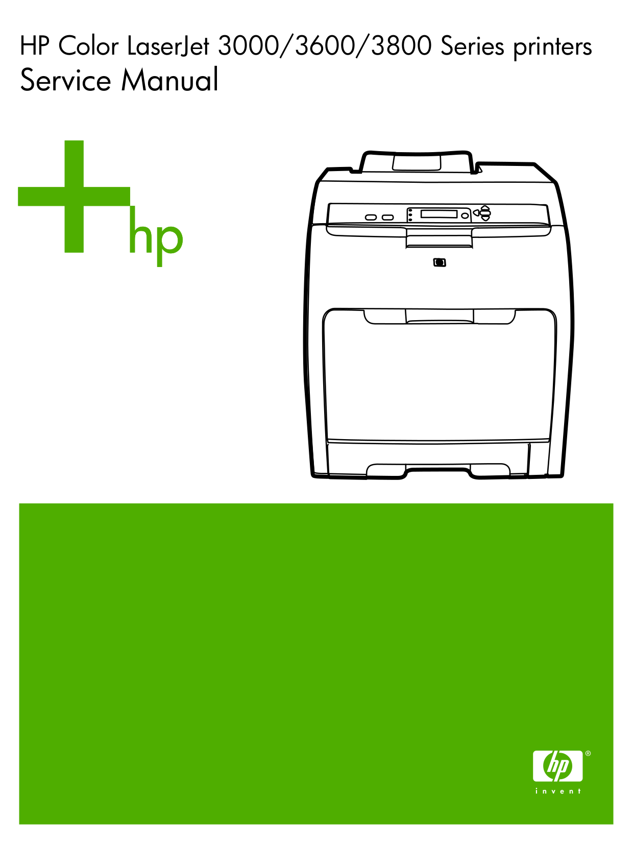 pdf for HP Printer Laserjet,Color Laserjet IIIP manual