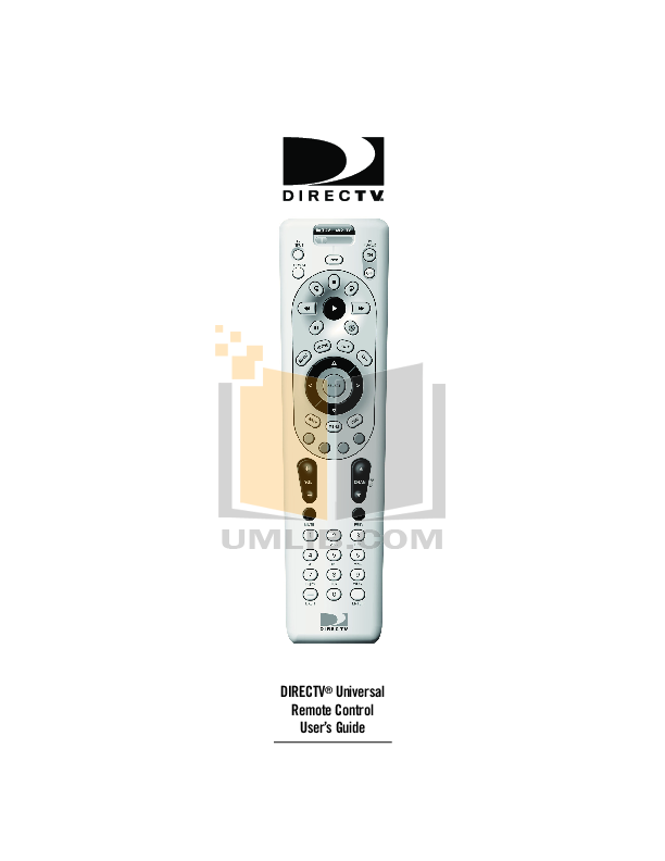 pdf for DirecTV DVR HDVR-2 manual