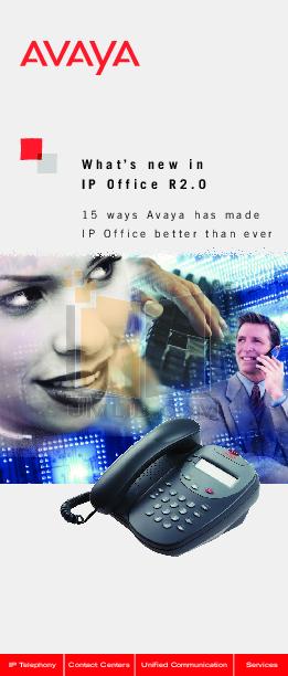 pdf for Avaya Telephone 3626 manual