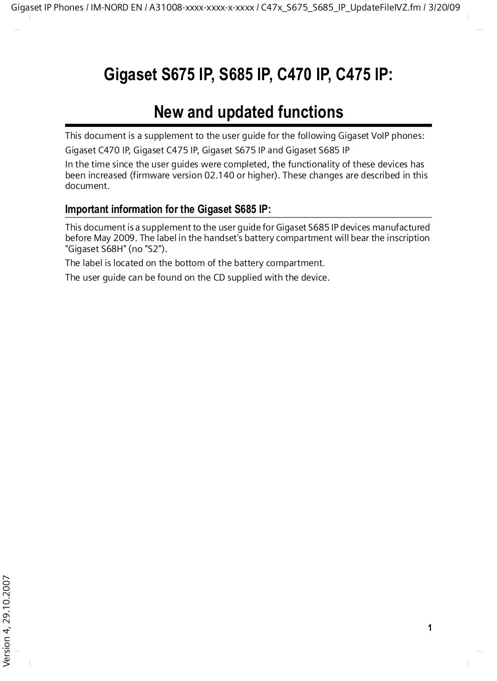 download free pdf for siemens gigaset s675ip telephone manual rh umlib com Siemens Gigaset Telephone Gigaset Siemens Co Je To