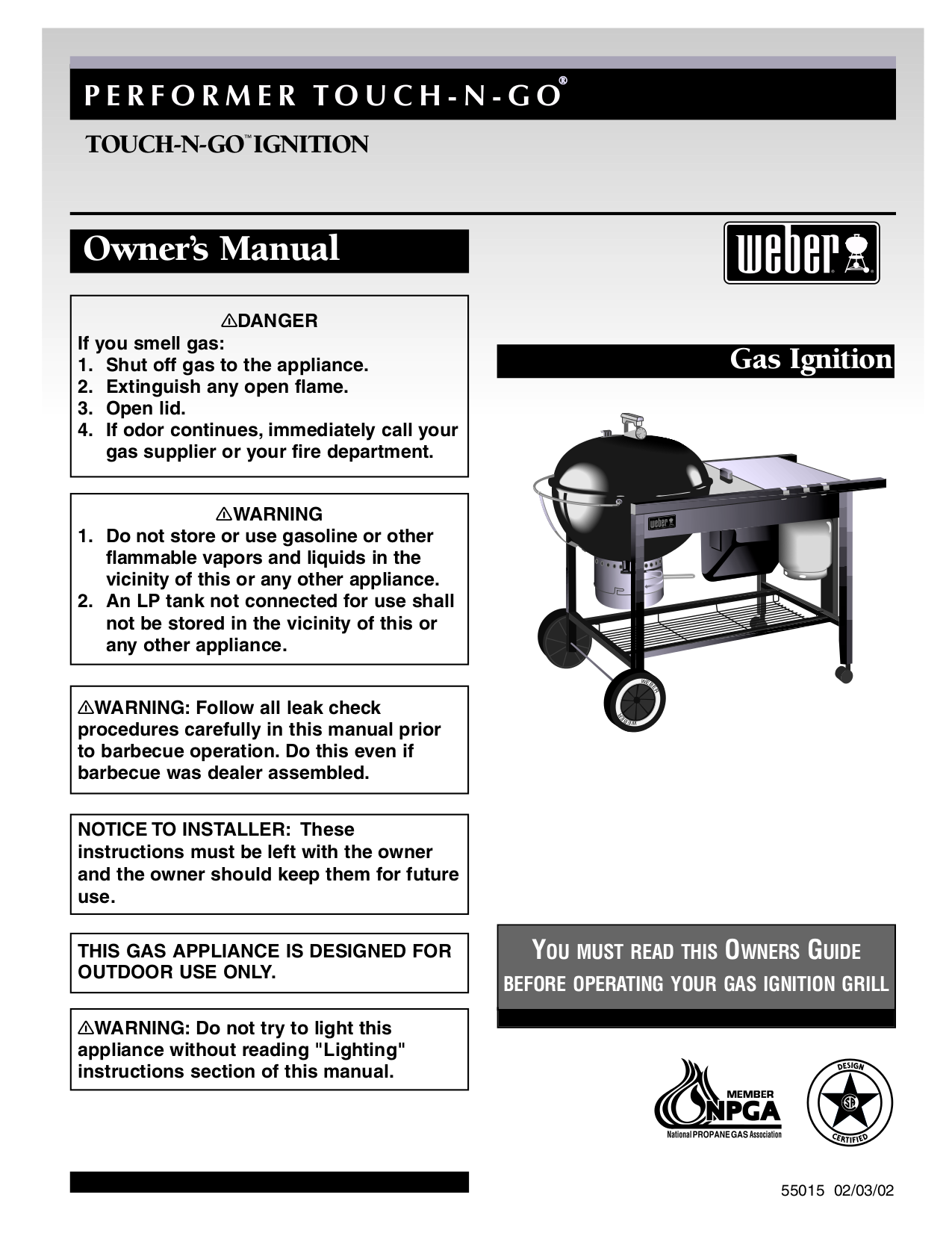 download free pdf for weber performer grill manual. Black Bedroom Furniture Sets. Home Design Ideas