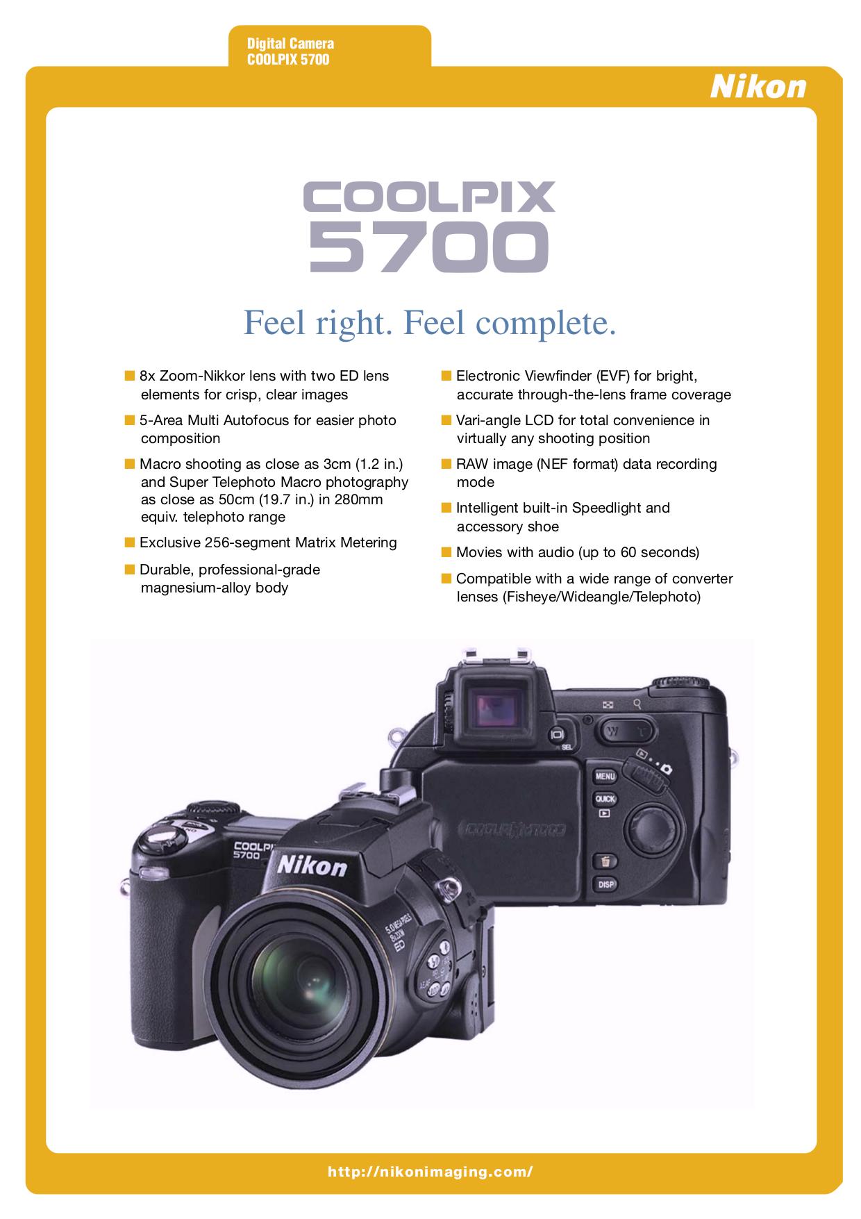 pdf for Nikon Other TC-E17ED Camera Telephoto Converter Lens manual