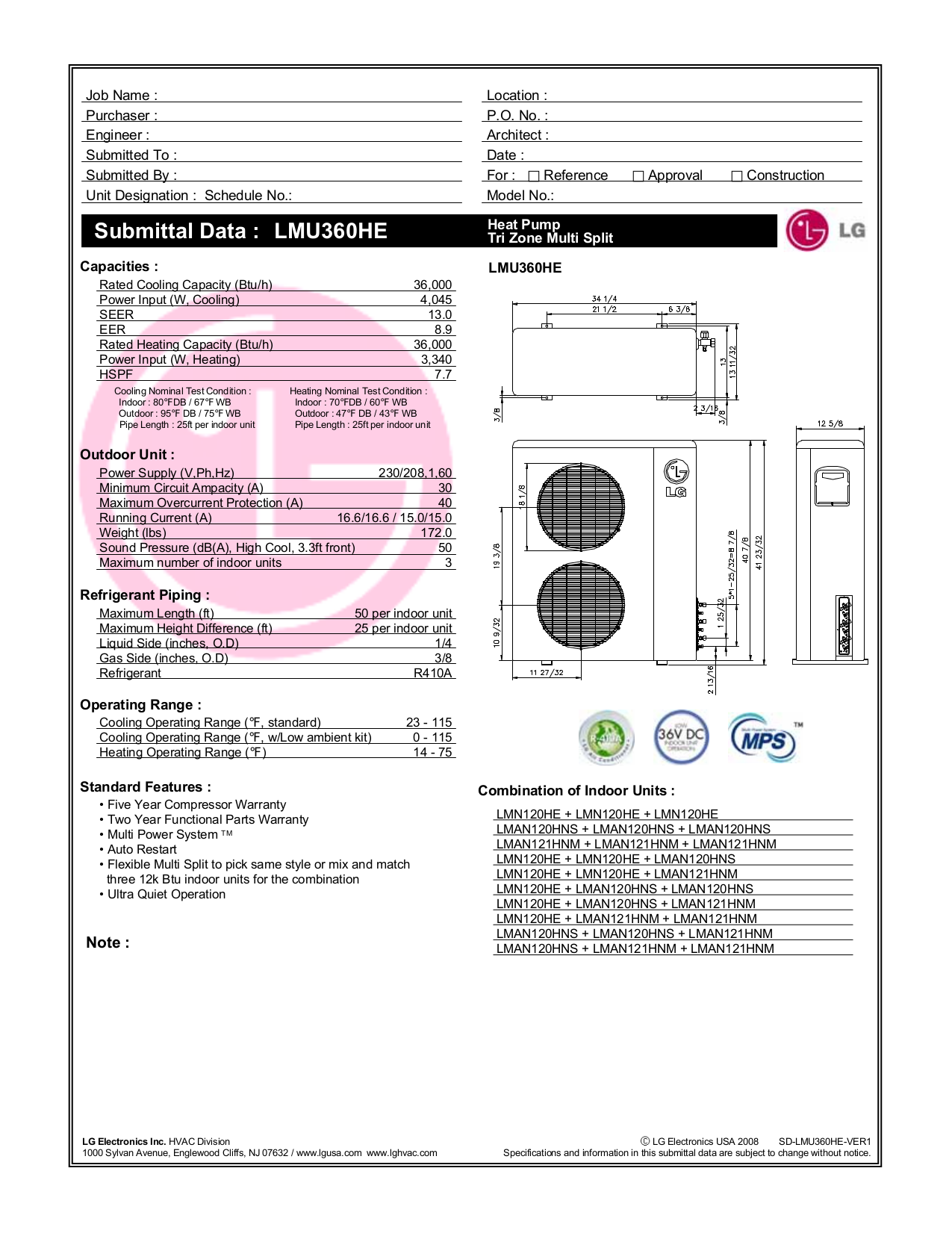 download free pdf for lg lmu360he air conditioner manual rh umlib com Service ManualsOnline Service Station
