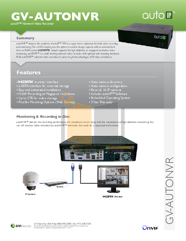 pdf for Axis Security Camera 216MFD-V manual