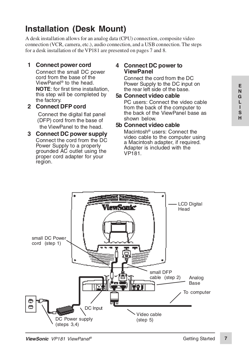 Nikon Other FH-869 Camera-adapter pdf page preview