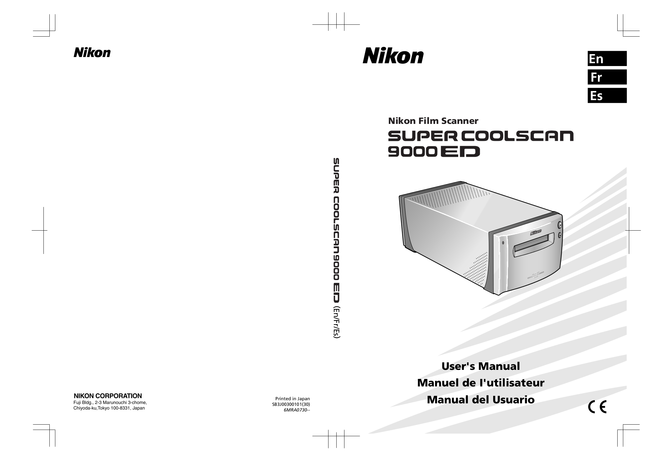 pdf for Nikon Other FH-869 Camera-adapter manual