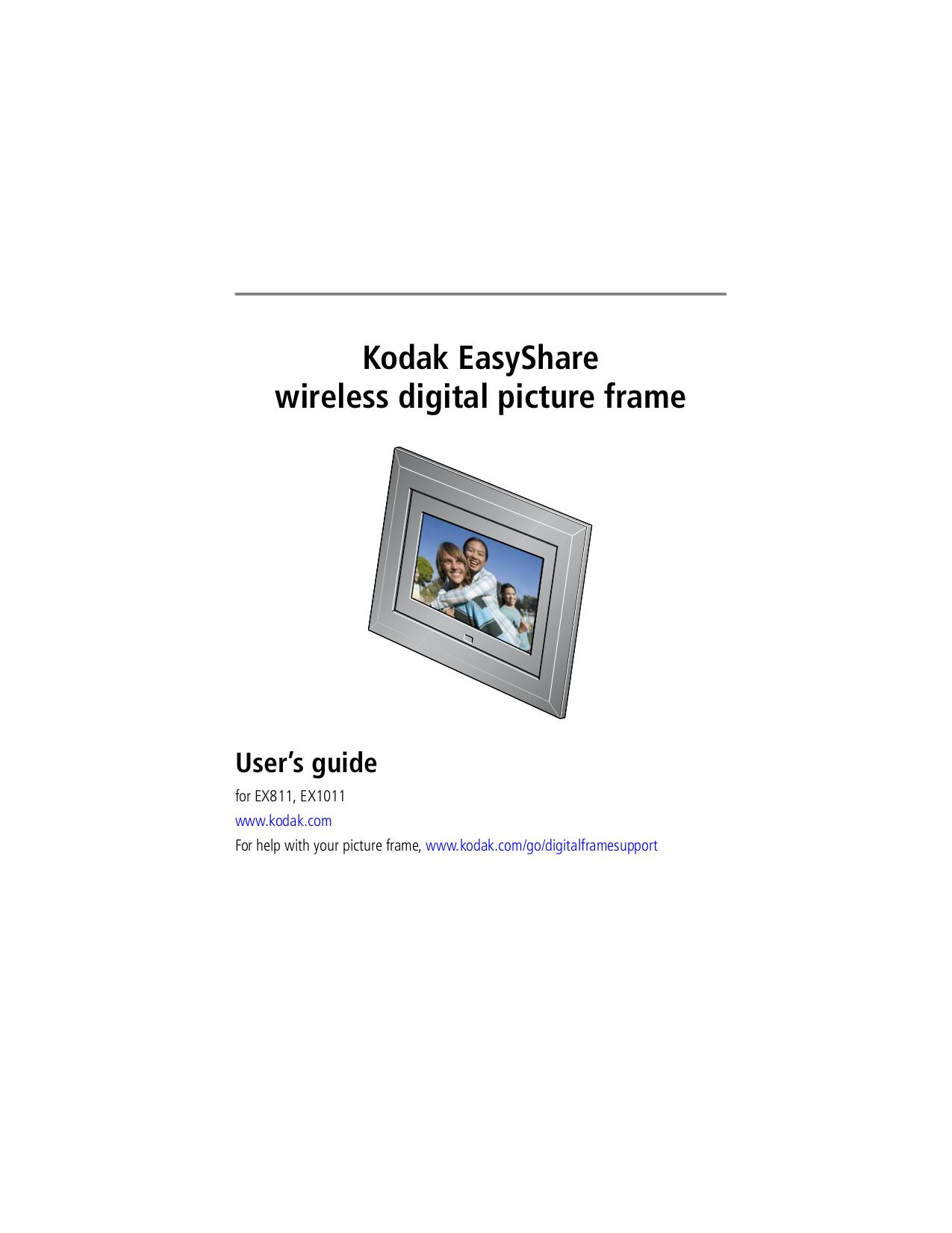 download free pdf for kodak easyshare sv710 digital photo frame manual rh umlib com Owner's Manual Kodak EasyShare Kodak EasyShare Cameras