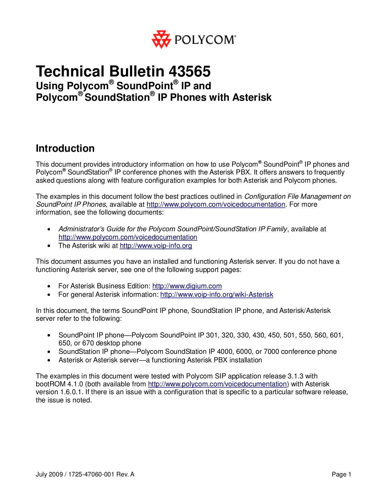 Download free pdf for SpectraLink Link 3000 PBX manual