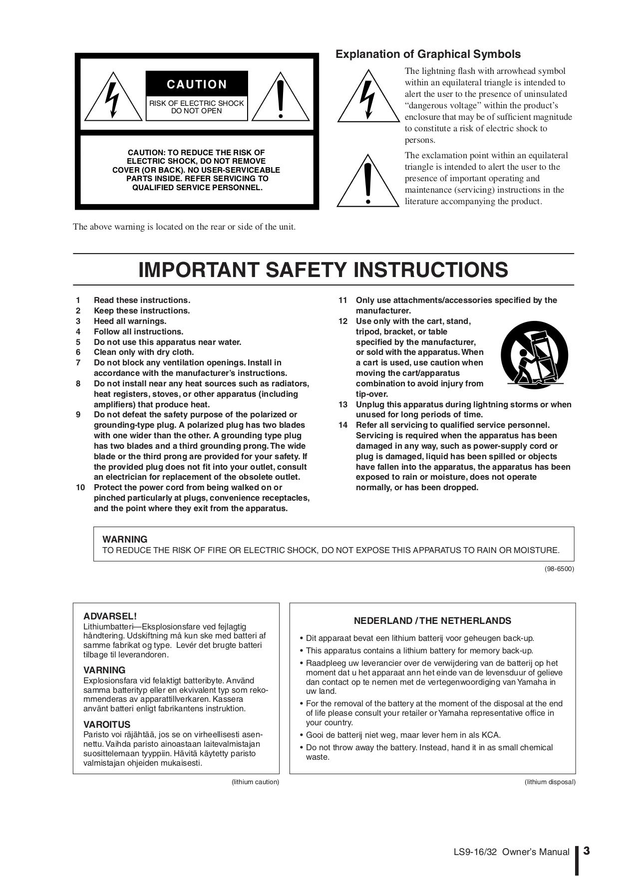yamaha aw4416 professional audio workstation original service manual and  repair guide Array - pdf manual for yamaha receiver r 9 rh umlib com