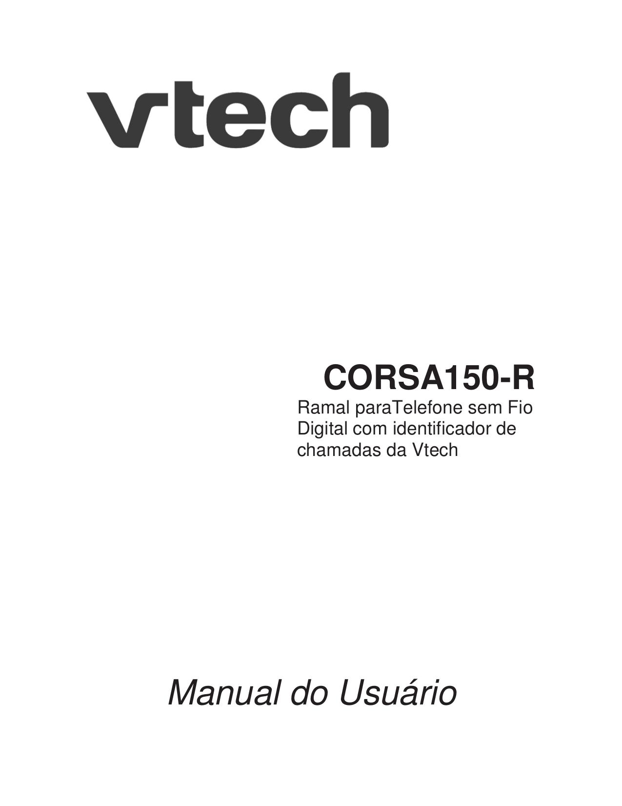 pdf for Vtech Telephone CS6229-2 manual