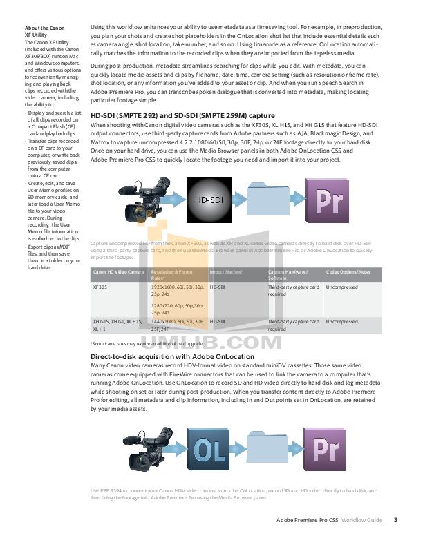 Adobe Premiere Pro Cs5 Tutorial Pdf