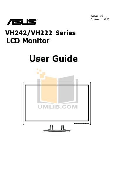 download free pdf for asus vh222h monitor manual rh umlib com Asu Measurement Chart Army Asu Badge Placement Chart
