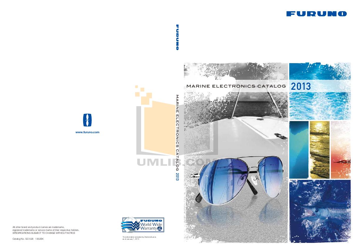 pdf for Furuno Other FA-150 aviation-transponder manual