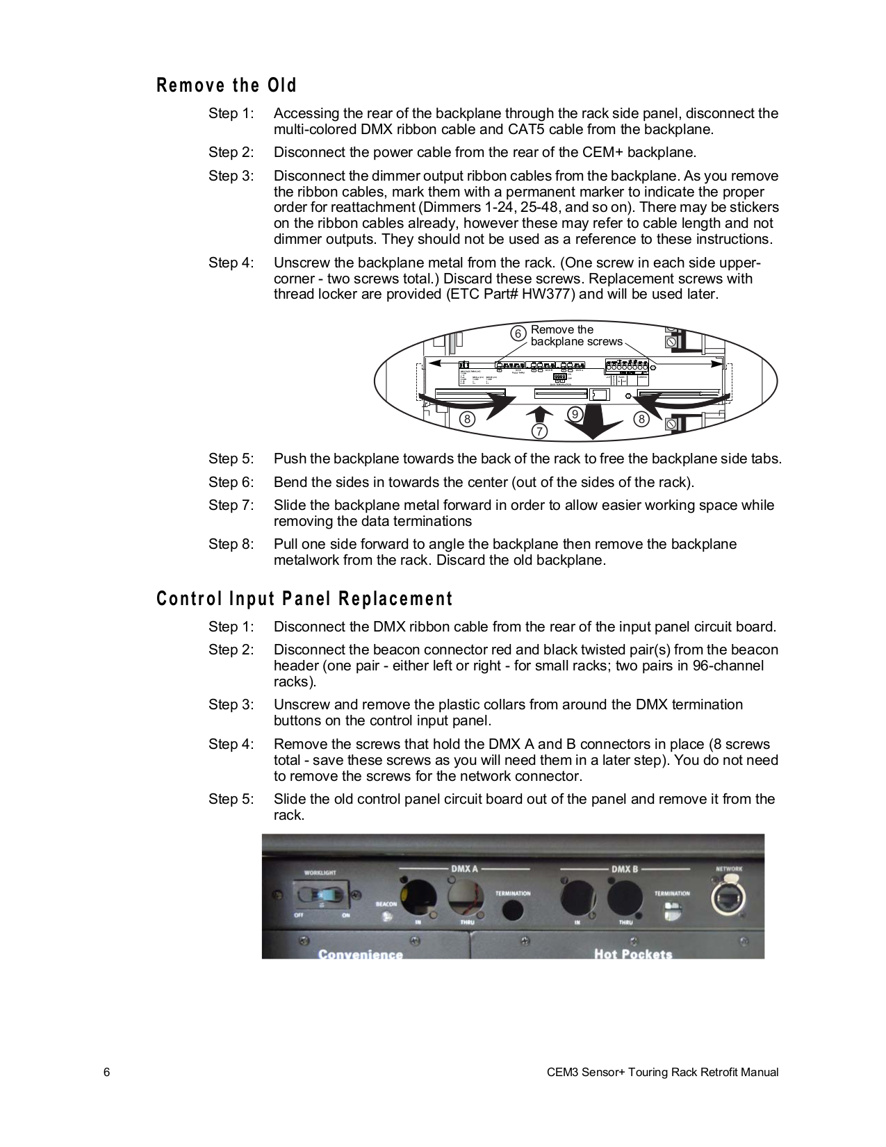 PDF manual for Leviton Other i Series i 96 Dimmer Racks