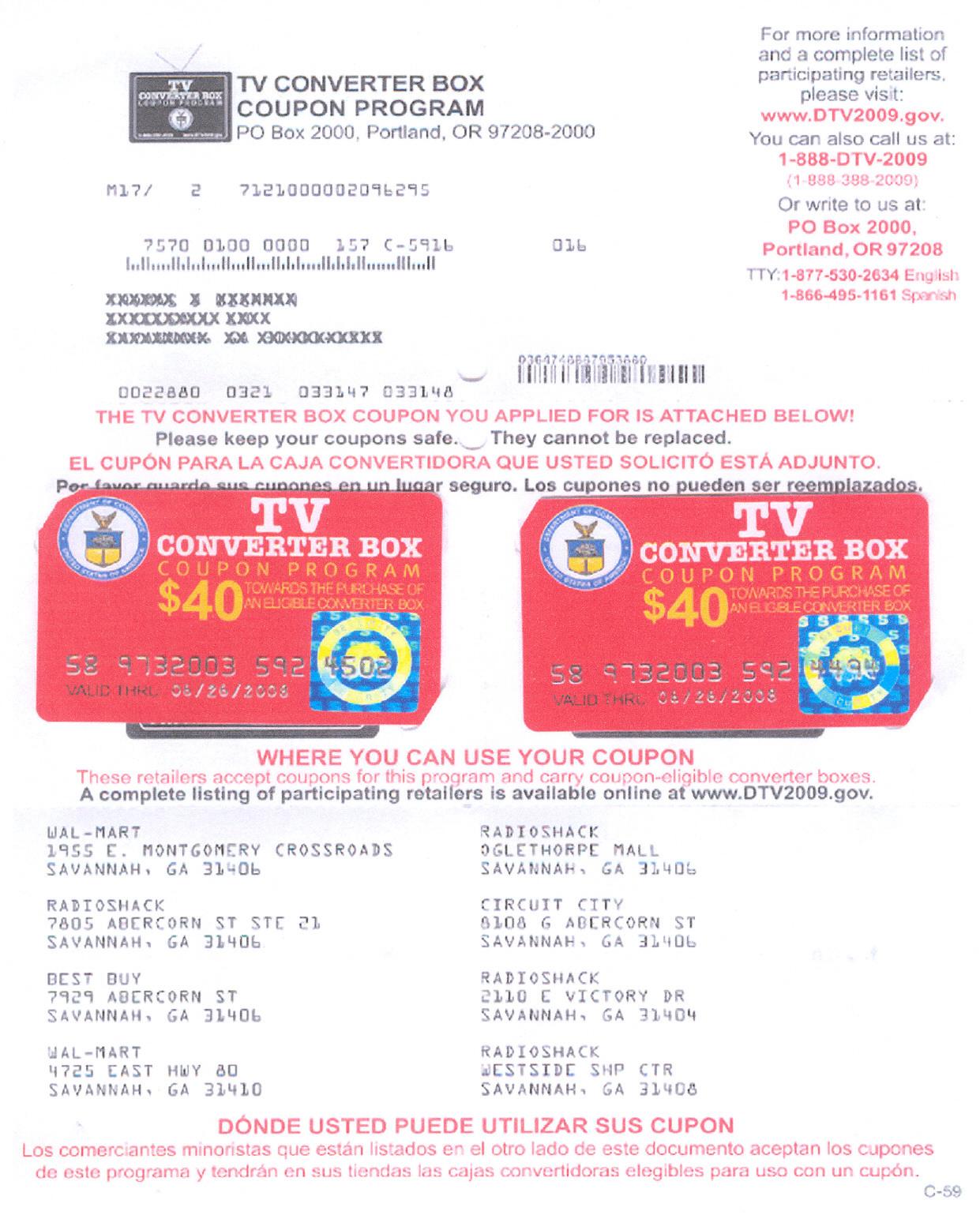 Download free pdf for Venturer STB7766G Converter Box Other