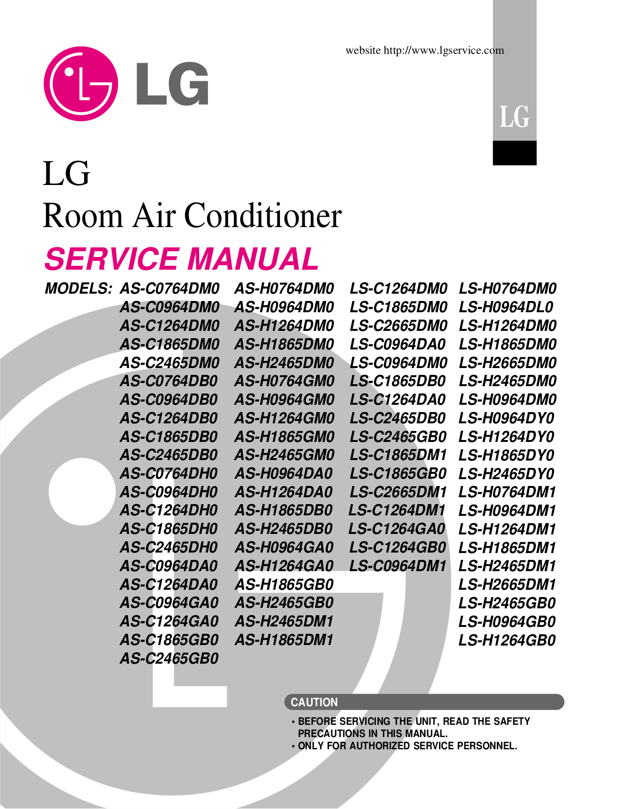 download free pdf for lg ls t18 air conditioner manual rh umlib com sky air service manual air conditioner service manual pdf
