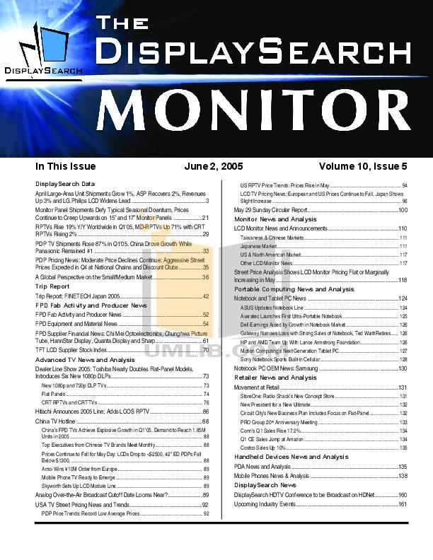 pdf for Hitachi TV 42HDF52 manual