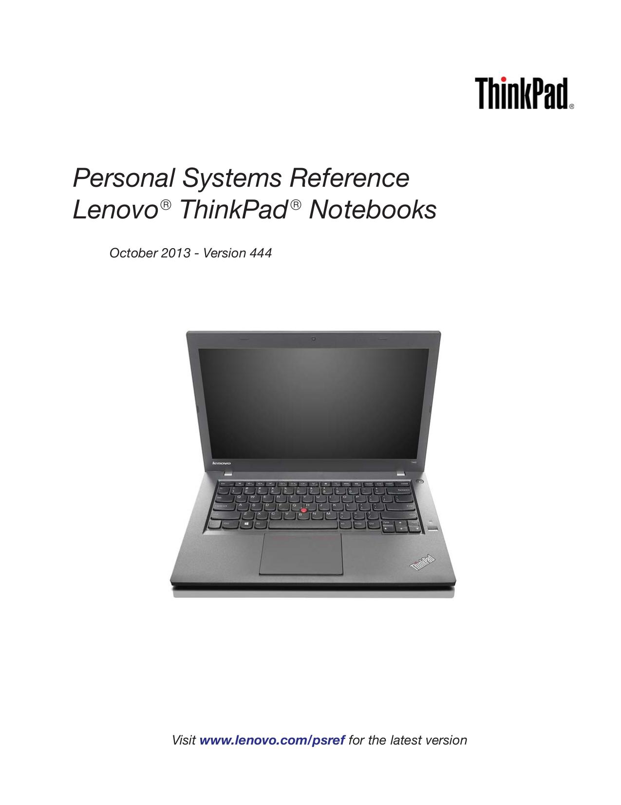 pdf for Lenovo Laptop ThinkPad X201 3680 manual